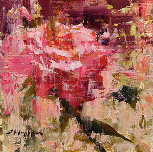 Everything Rosy-Painting-Jerry Markham-Sorrel Sky Gallery