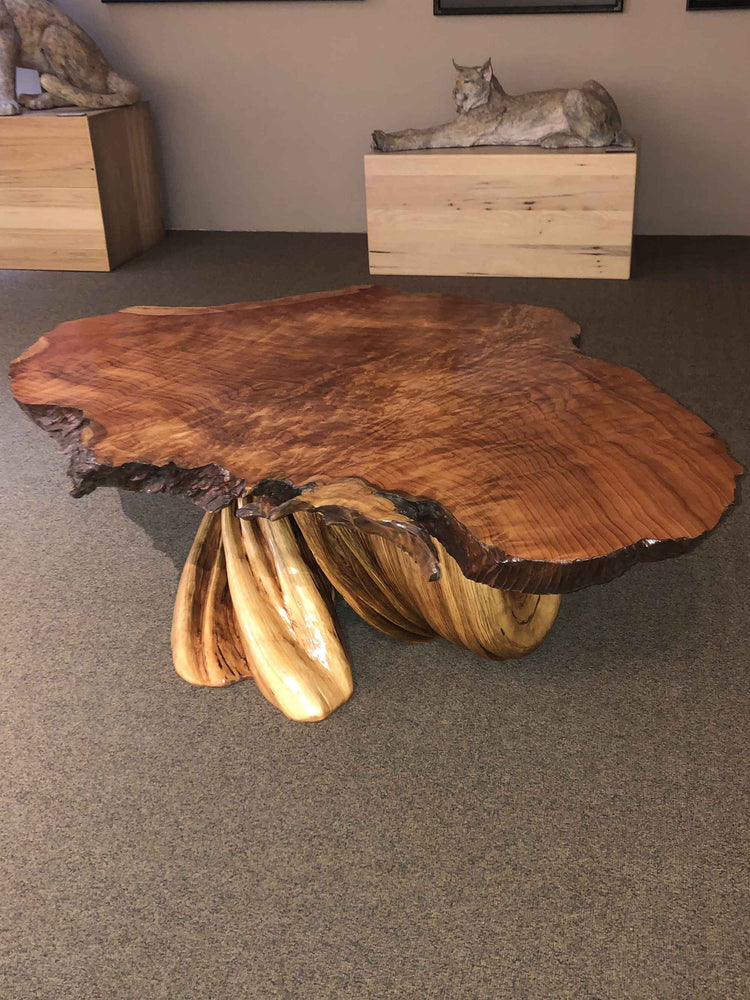 Redwood Juniper Coffee Table