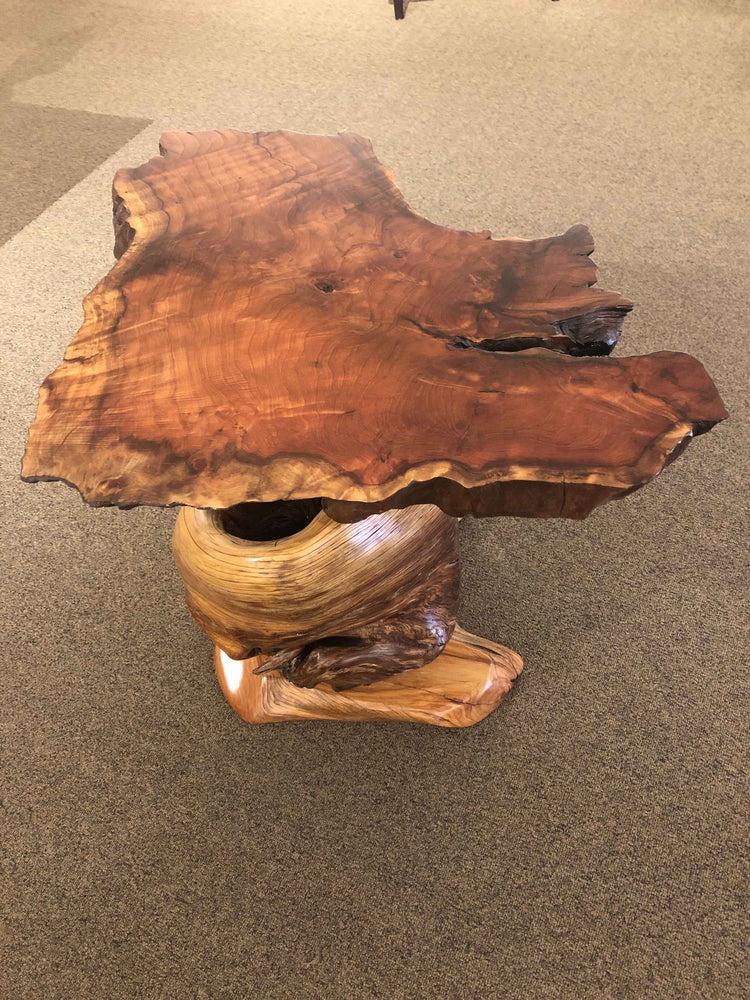 Redwood Juniper End Table