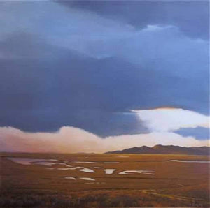 Jim Bagley-Sorrel Sky Gallery-Painting-A Secret Place