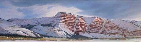 Jim Bagley-Sorrel Sky Gallery-Painting-Animas Valley