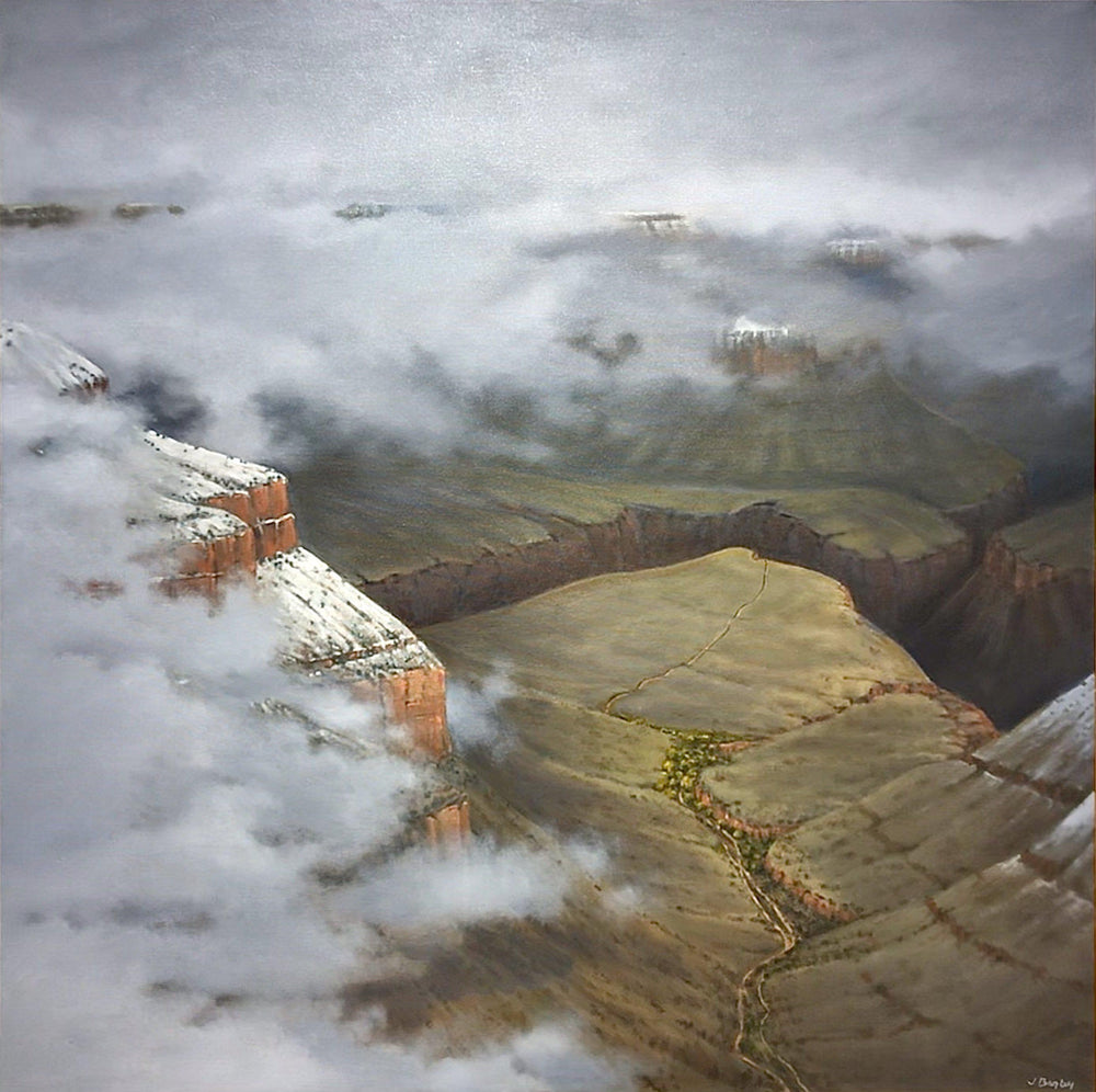 Jim Bagley-Sorrel Sky Gallery-Painting-Beneath The Sky