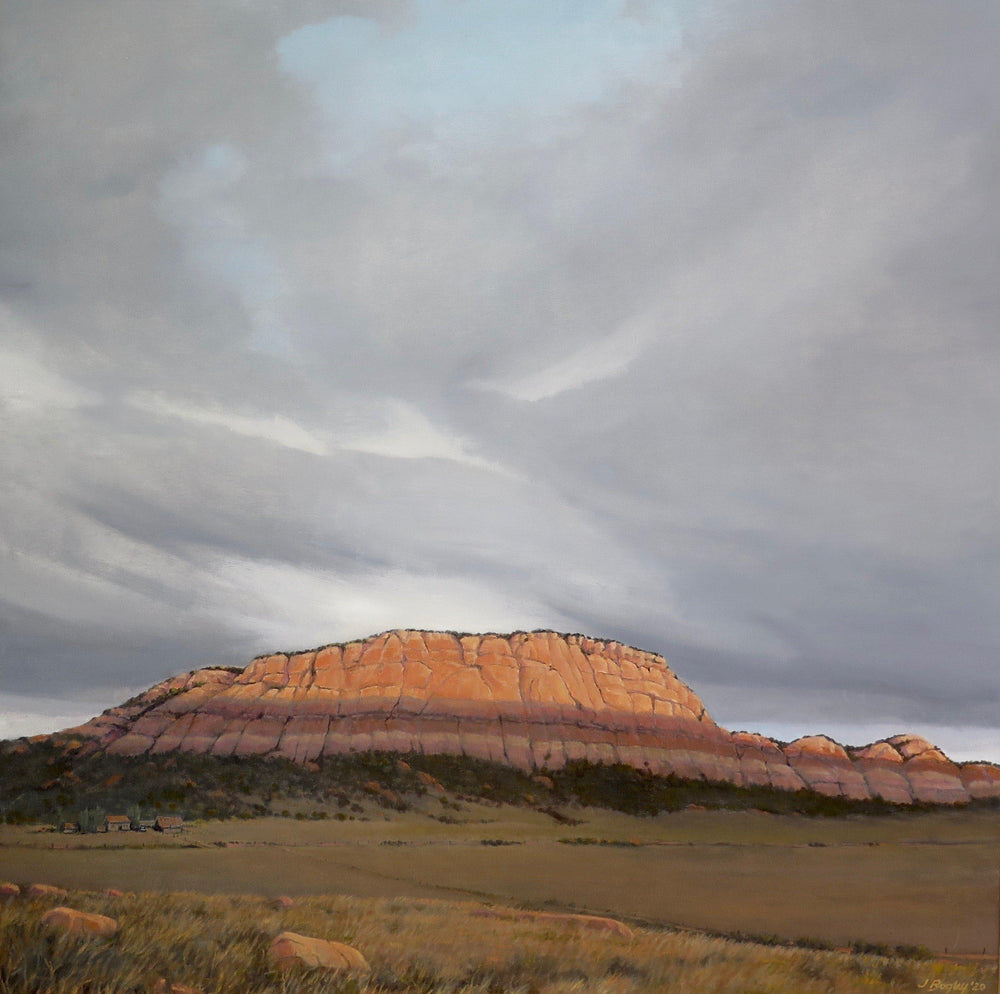 Four Corners Area-Painting-Jim Bagley-Sorrel Sky Gallery
