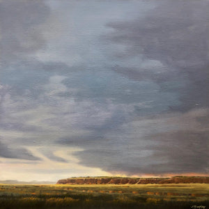 Jim Bagley-Sorrel Sky Gallery-Painting-Four Corners Country