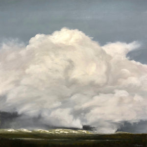 Jim Bagley-Sorrel Sky Gallery-Painting-High Country Storm