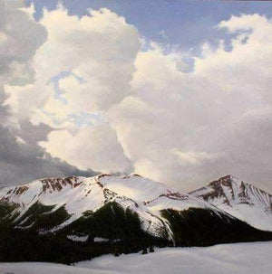Jim Bagley-Sorrel Sky Gallery-Painting-Molas Pass