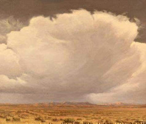 Jim Bagley-Sorrel Sky Gallery-Painting-New Mexico Afternoon