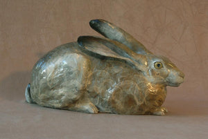 Jim Eppler-Jack Rabbit II-Sorrel Sky Gallery-Sculpture