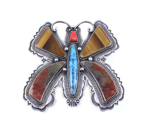 Kaizen-Sorrel Sky Gallery-Jewelry-Butterfly Buckle