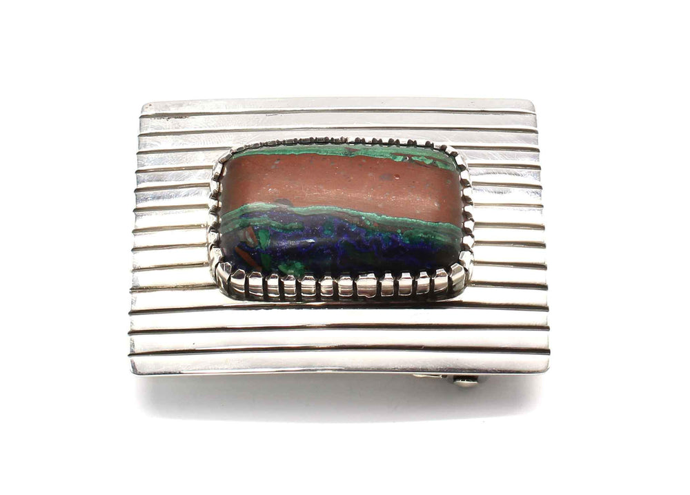 Carico Turquoise Belt Buckle