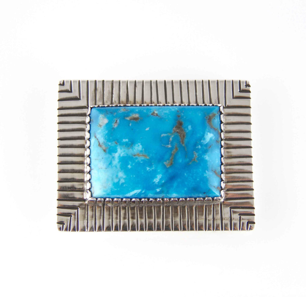 Kaizen-Sorrel Sky Gallery-Jewelry-Kingman Belt Buckle