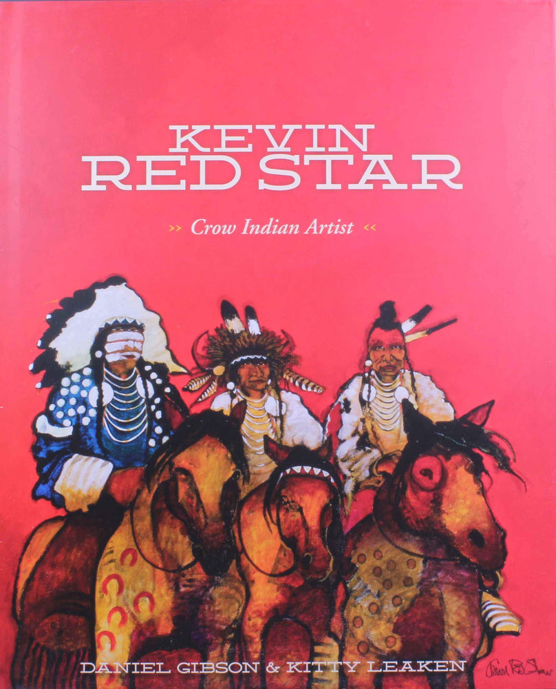Kevin Red Star Book