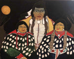 Crow Man and Ladies (1978)