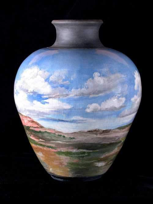 Laura Bruzzese-Sorrel Sky Gallery-Pottery-Animas Valley