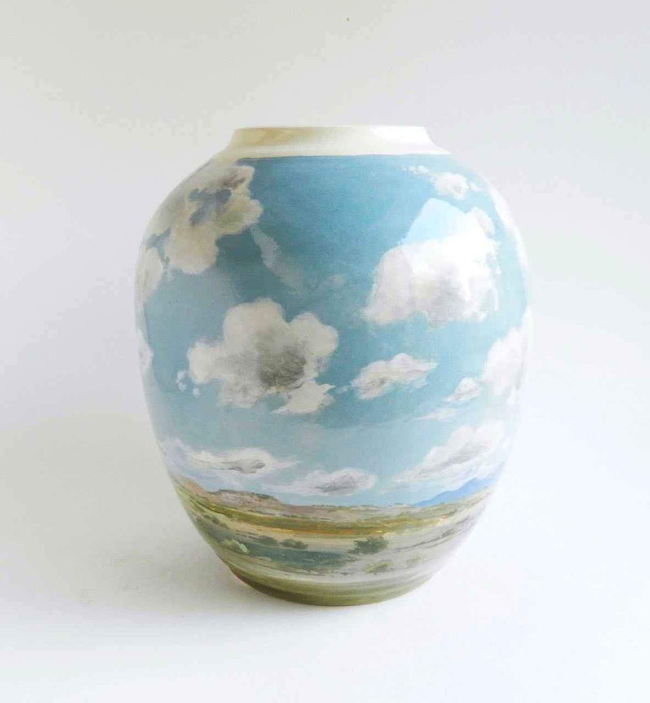 Laura Bruzzese-Sorrel Sky Gallery-Pottery-Monsoon 2016