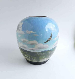 Laura Bruzzese-Sorrel Sky Gallery-Pottery-San Juan Mountains