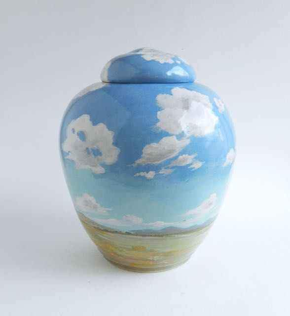 Laura Bruzzese-Sorrel Sky Gallery-Pottery-Valles Caldera, New Mexico