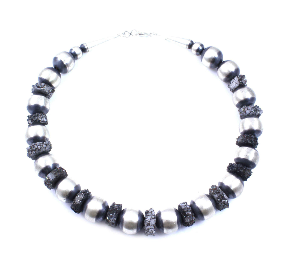 16mm Bead Necklace