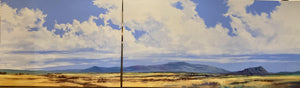 Borderland-Painting-Lawrence Lee-Sorrel Sky Gallery