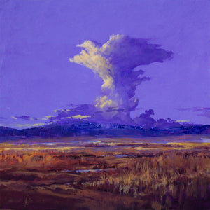 Distant Thunder-Painting-Lawrence Lee-Sorrel Sky Gallery