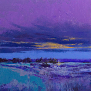 Moon Shadows-Painting-Lawrence Lee-Sorrel Sky Gallery