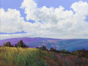 October Afternoon-Painting-Lawrence Lee-Sorrel Sky Gallery