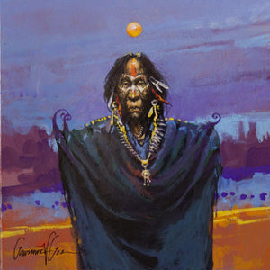 Shaman Dreamer-Painting-Lawrence Lee-Sorrel Sky Gallery
