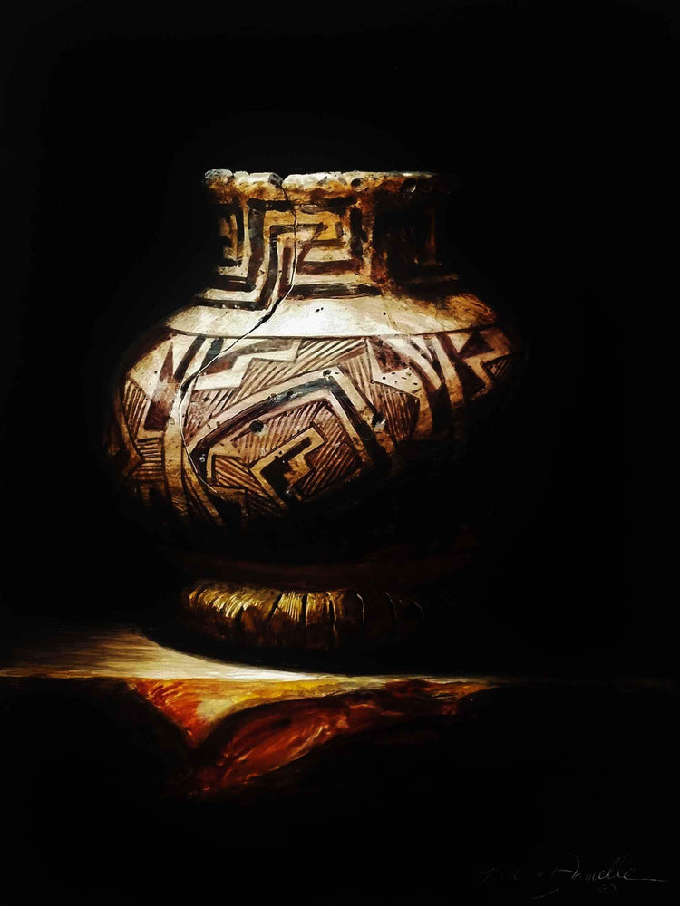 Ancient Vessel