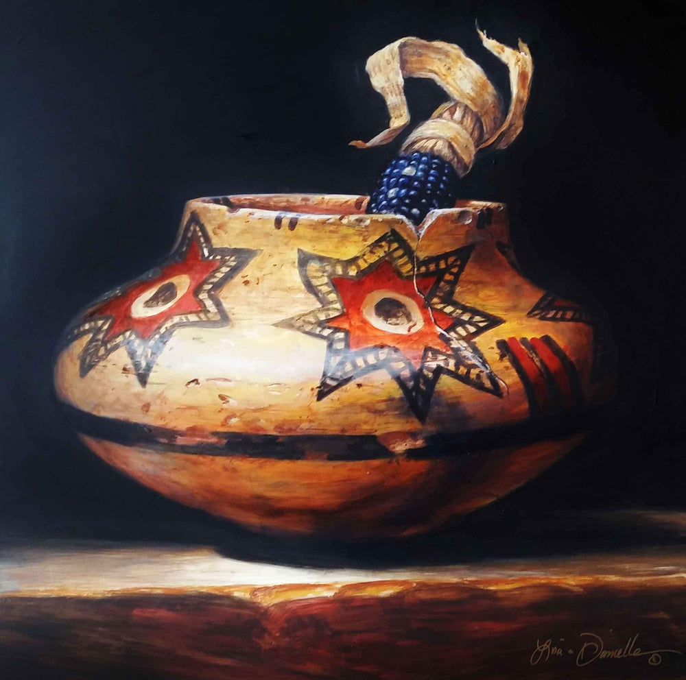 Hopi Star Power-Lisa Danielle-Sorrel Sky Gallery