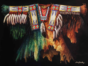 Vestment Of Valor-Lisa Danielle-Sorrel Sky Gallery