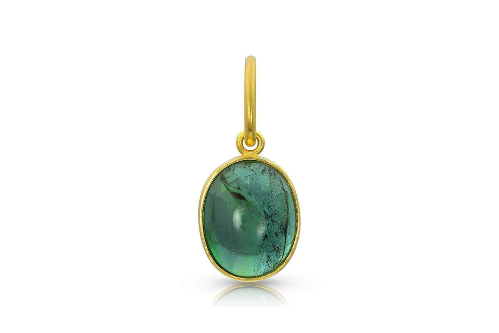 Hunter Tourmaline Pendant