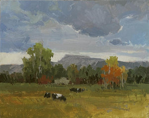 Lyn Boyer-Sorrel Sky Gallery-Painting-Change Coming