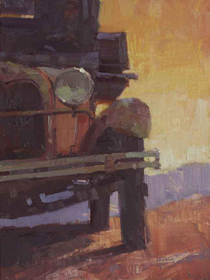 No Fear Oil Painting!  with Lyn Boyer | May 29 - 31 | SANTA FE