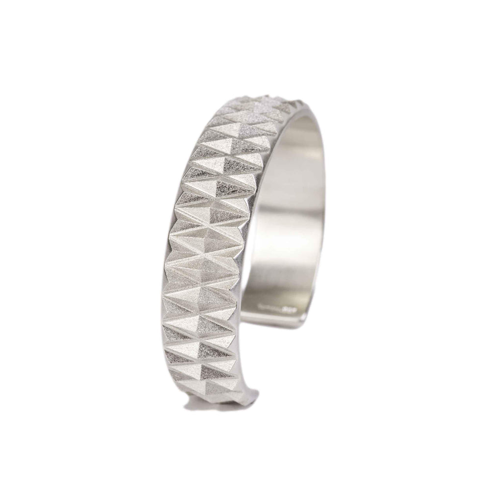 Diamond Peak Cuff Bracelet