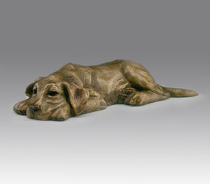 Tuckered Out-Sculpture-Mark Dziewior-Sorrel Sky Gallery