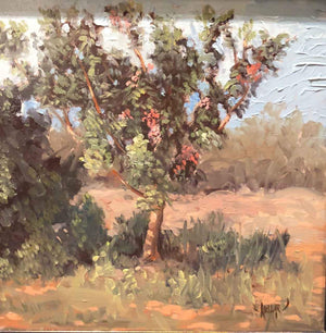 Martha Kellar-Sorrel Sky Gallery-Painting-Little Crabapple