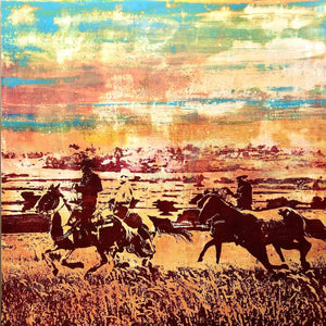 Dreamin' of the Western Sky-Painting-Maura Allen-Sorrel Sky Gallery