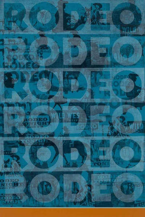 Maura Allen-Rodeo, Rodeo-Sorrel Sky Gallery-Painting