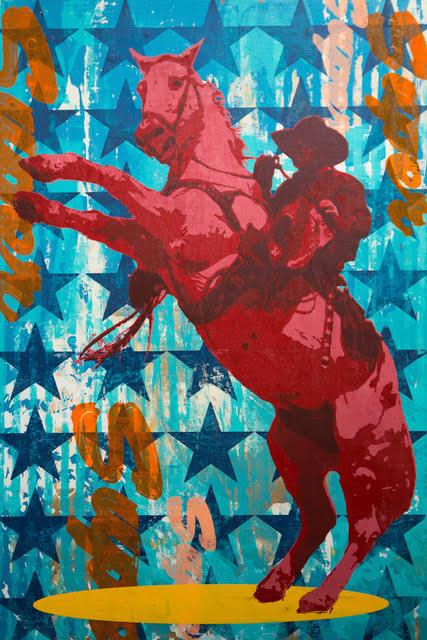 Super Star-Painting-Maura Allen-Sorrel Sky Gallery