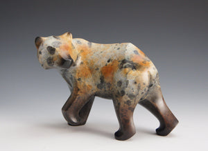 Michael Tatom-Large Grizzly-Sorrel Sky Gallery-Sculpture