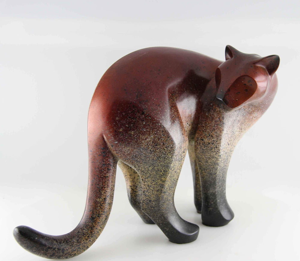Michael Tatom-Sorrel Sky Gallery-Sculpture-Large Puma