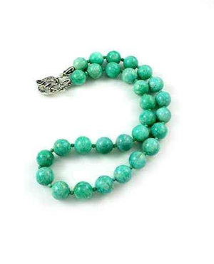 Pam Springall-Sorrel Sky Gallery-Jewelry-Amazonite Necklace