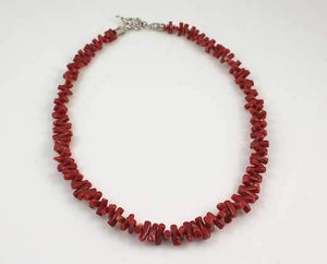 Pam Springall-Sorrel Sky Gallery-Jewelry-Branch Coral Necklace