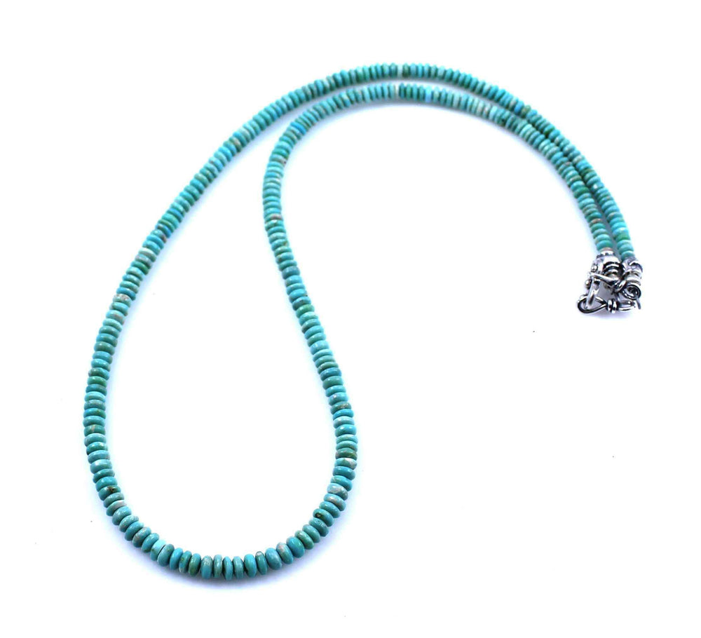 Pam Springall-Sorrel Sky Gallery-Jewelry-Campitos Turquoise Necklace