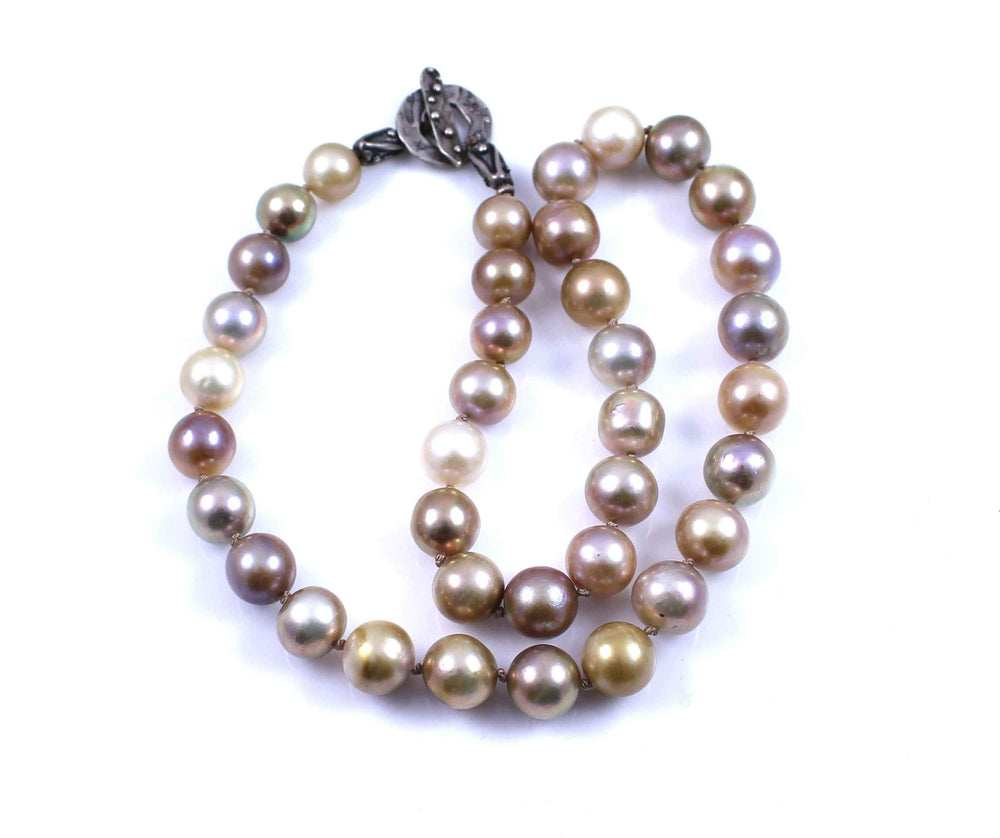 Pam Springall-Sorrel Sky Gallery-Jewelry-Pearl Necklace