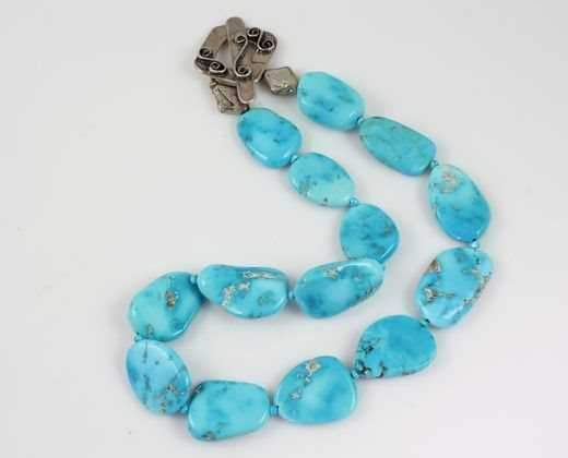 Pam Springall-Sorrel Sky Gallery-Jewelry-Sleeping Beauty Necklace