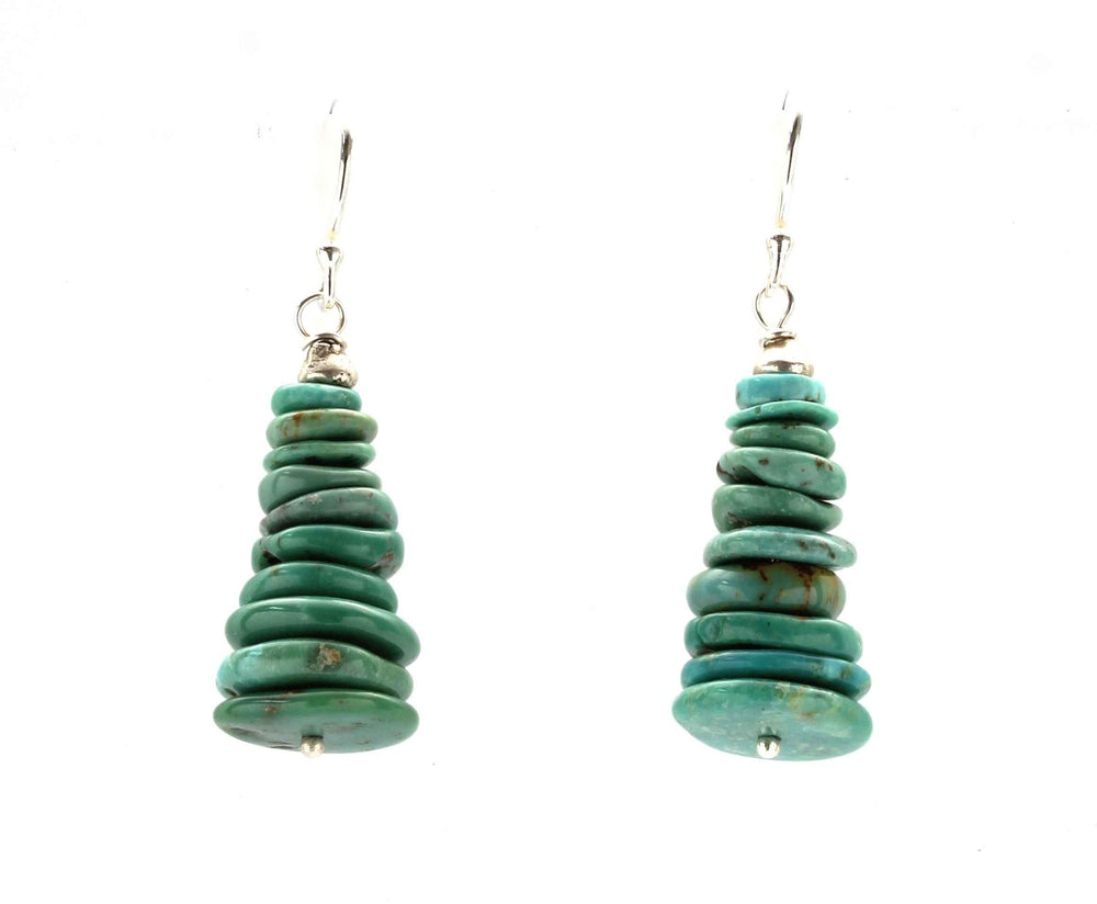 Pam Springall. Sorrel Sky Gallery. Turquoise Earrings
