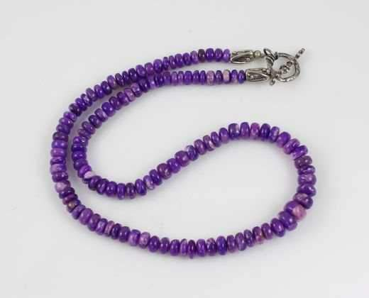 Pam Springall-Sorrel Sky Gallery-Jewelry-Sugilite Necklace