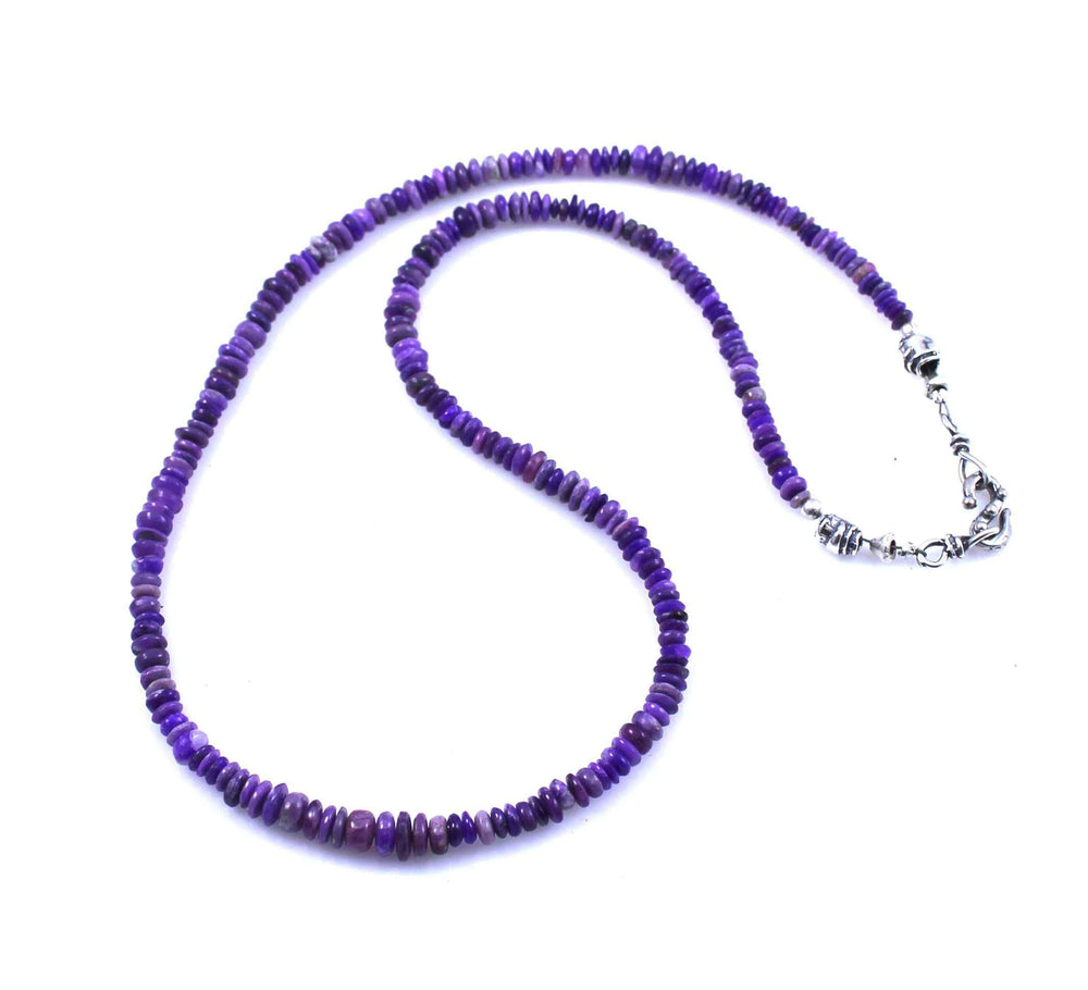 Pam Springall-Sorrel Sky Gallery-Jewelry-Sugilite Single Strand Necklace