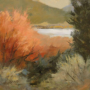 Peggy Immel-Along The River-Sorrel Sky Gallery-Painting